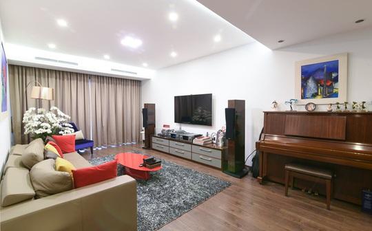 Căn hộ 172m² đẹp và tiện nghi trong từng góc nhỏ