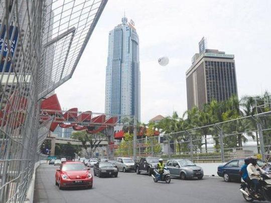Malaysia đang muốn cấm xe máy để khuyến khích giao thông công cộng Ảnh: MALAY MAIL