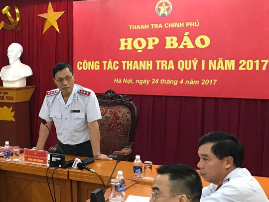 Ông Ngô Văn Khánh, Phó Tổng TTCP, bình luận về vụ việc Đồng Tâm