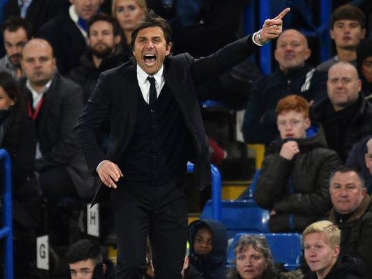 Conte luôn hài lòng mỗi khi Diego Costa chơi cống hiến - Ảnh 1.