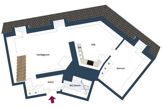 Chiêm ngưỡng căn hộ áp mái có giá 17 tỉ đồng - Ảnh 19.