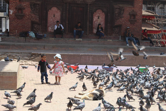 Nepal: Lạc lối ở Thamel - Ảnh 28.