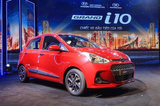 Liên tục giảm giá, ô tô cỡ nhỏ ngày càng rẻ - Ảnh 2.