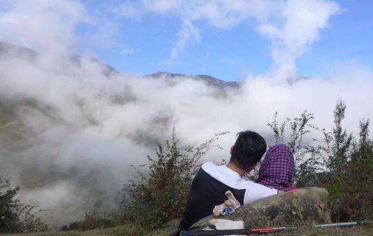 Chinh phục biển mây Bạch Mộc Lương Tử - Ảnh 7.
