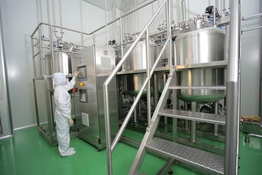 Hiện đại hóa sản xuất dược phẩm để tăng hiệu quả - Ảnh 3.
