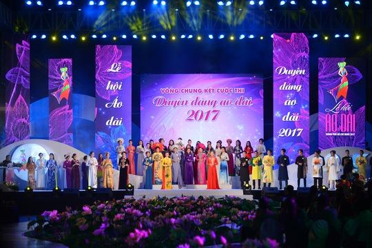 Hội thi Duyên dáng Áo dài thu hút trên 1.700 thí sinh đăng ký tham gia