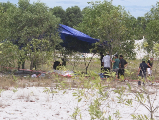 Thi thể bé trai mất tích ở Quảng Bình có nhiều vết đâm nghi bị sát hại - Ảnh 1.