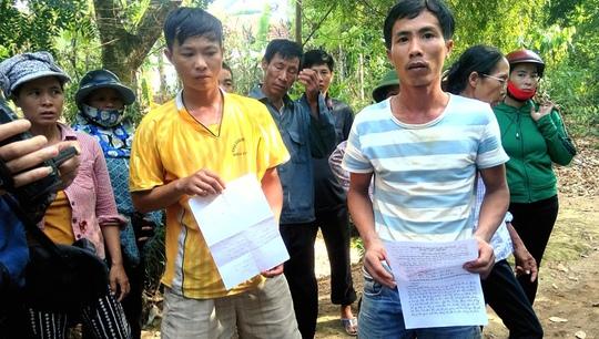 Vụ ngăn cản thi công khiến 1 người chết ở Quảng Bình: Báo cáo kết quả trước 22-9 - Ảnh 2.