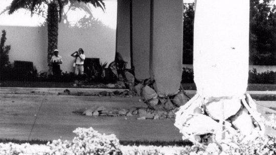 Trận động đất năm 1979 làm rung chuyển TP El Centro. Ảnh: U.S. GEOLOGICAL SURVEY
