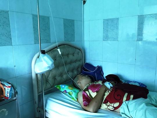 Tài xế Thiện hiện vẫn đang điều trị tại bệnh viện Nguyễn Tri Phương