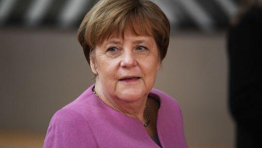 Thủ tướng Đức Angela Merkel. Ảnh: SKY NEWS