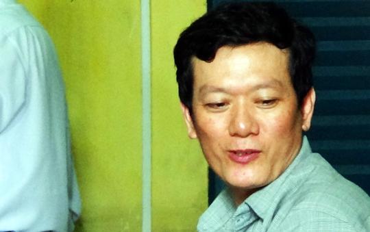 Bị cáo Võ Thanh Hòa tại phiên tòa.