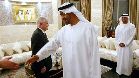 Qatar đột ngột rút quân về nước - Ảnh 2.