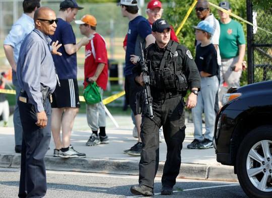 Xả súng vào thành viên đảng Cộng hòa, tay súng bị bắt - Ảnh 2.