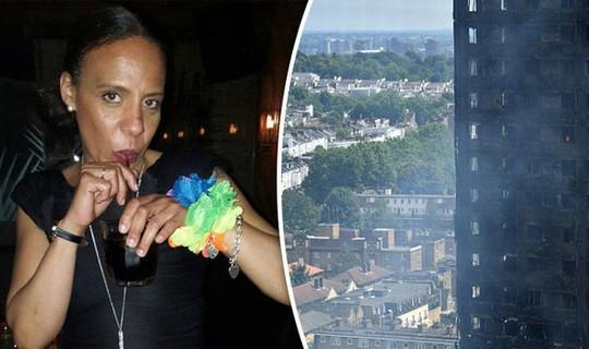"""Vụ cháy ở London: """"Anh hùng"""" đỡ bé gái rơi từ tầng 5 xuống đất - Ảnh 2."""
