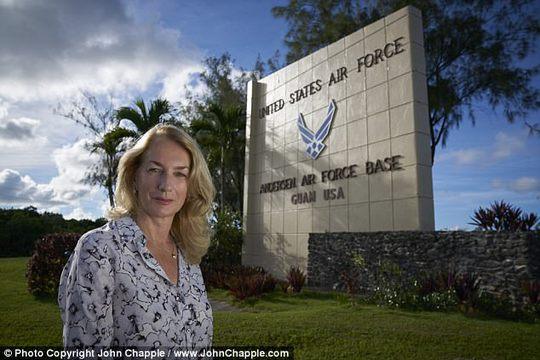 Có gì bên trong các căn cứ Mỹ trên đảo Guam? - Ảnh 1.