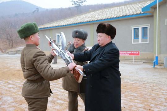 Gia đình bí ẩn nhất Triều Tiên - Ảnh 1.