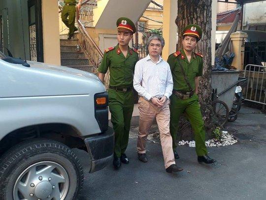 Cảm ơn HĐXX, Nguyễn Xuân Sơn xin giảm mức án tử hình - Ảnh 1.