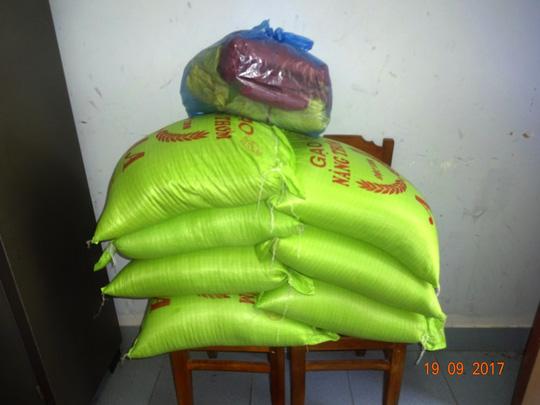 Bắt kẻ liên tiếp ăn hàng nhà nông dân, trộm 2 tấn lúa - Ảnh 2.