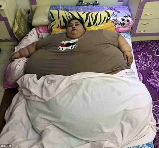 Người phụ nữ nặng nhất thế giới qua đời - Ảnh 2.