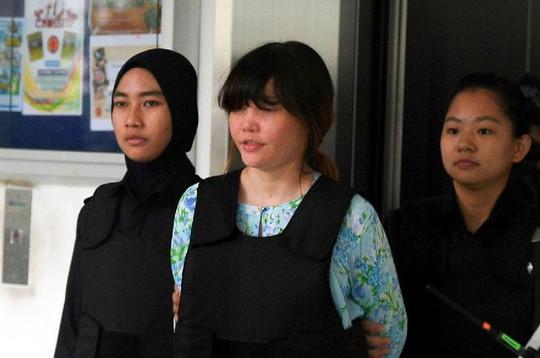 Chất độc VX và tranh cãi danh tính trong phiên tòa Đoàn Thị Hương - Ảnh 2.