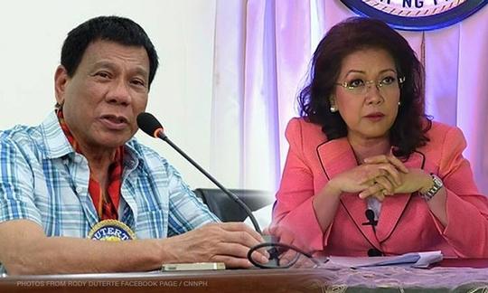 Philippines: Ông Duterte tuyên chiến với chánh án Tòa án tối cao - Ảnh 1.