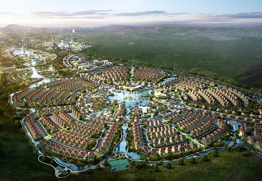 Tập đoàn Tuần Châu muốn làm đại lộ tỉ đô ven sông Sài Gòn - Ảnh 1.