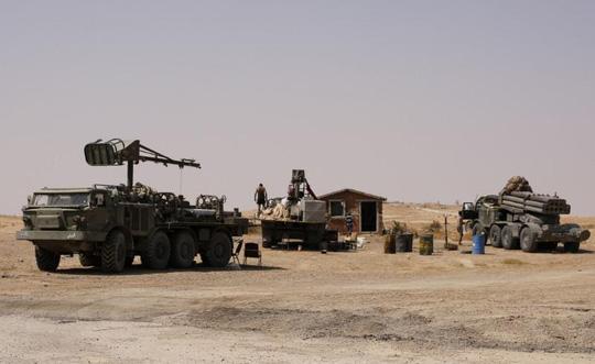 Quân đội Syria chiếm thành trì cuối cùng của IS - Ảnh 1.