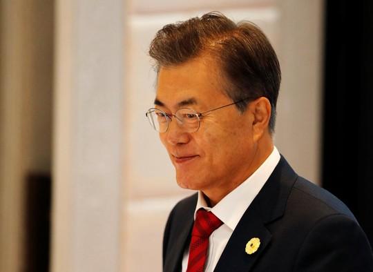 Trung - Nhật - Hàn bàn chuyện Triều Tiên bên lề APEC - Ảnh 2.