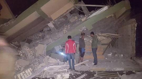 Động đất ở biên giới Iran - Iraq, hơn 210 người chết - Ảnh 7.
