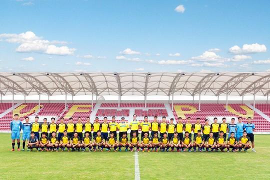 PVF khai trương cơ sở mới - tổ chức giao hữu quốc tế và bổ nhiệm giám đốc bóng đá - Ảnh 2.