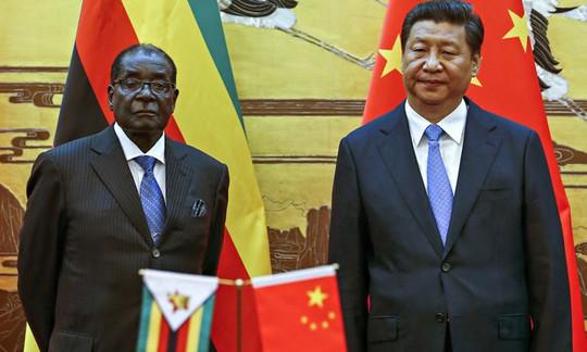 Trước đảo chính vài ngày, tư lệnh Zimbabwe thăm Trung Quốc - Ảnh 2.