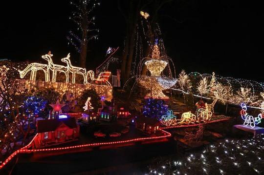 Chi gần 5 tỷ đồng thắp sáng 530.000 đèn Giáng sinh - Ảnh 3.