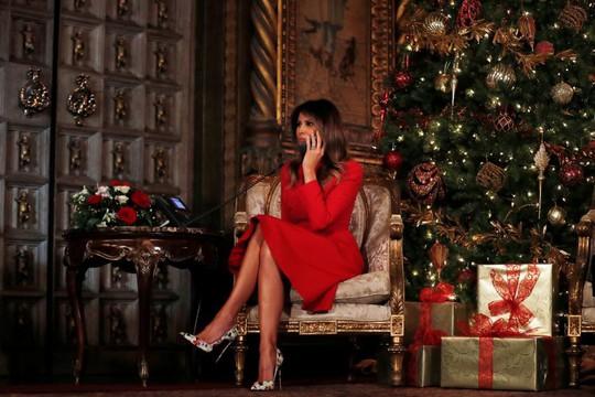 Ông Trump ước gì cho Giáng sinh? - Ảnh 1.