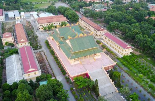 Đại Tòng Lâm, ngôi chùa có nhiều tượng phật nhất Việt Nam - Ảnh 2.