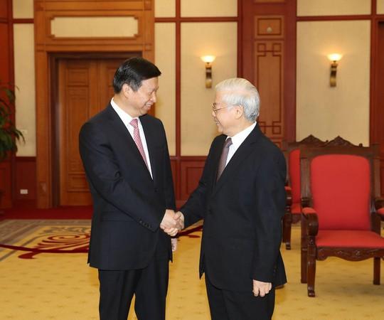 Phát triển hợp tác chiến lược toàn diện với Trung Quốc - Ảnh 1.