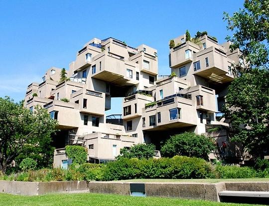 Chiêm ngưỡng những ngôi nhà độc đáo nhất thế giới - Ảnh 2.