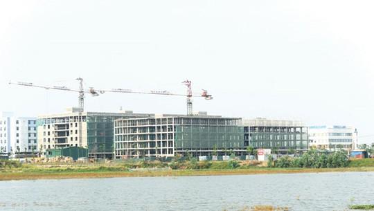 Tập đoàn Mường Thanh công bố tung ra thị trường 3.000 căn hộ giá 11 triệu đồng/m2 tại Khu đô thị Thanh Hà, quận Hà Đông, Hà Nội Ảnh: Dũng Minh