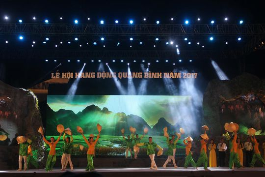 Lễ hội giới thiệu hơn 300 hang động ở Quảng Bình - Ảnh 1.