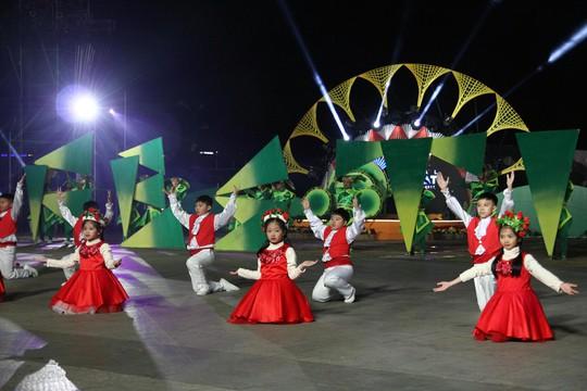 Khai mạc Festival Hoa Đà Lạt 2017 - Ảnh 1.