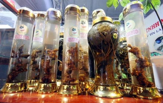 Bán được củ sâm giá 120 triệu đồng tại lễ hội sâm Ngọc Linh - Ảnh 7.