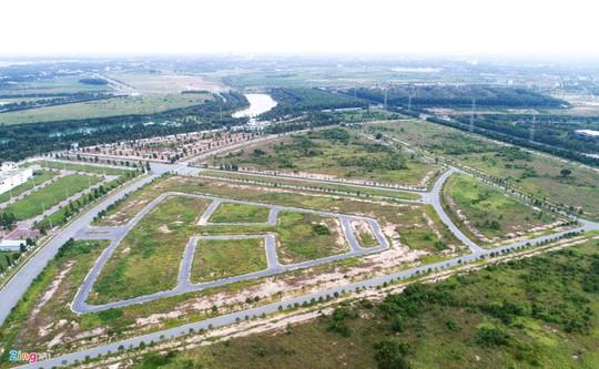 Thành phố 1.000 ha nhiều năm hoang vắng ở Bình Dương - Ảnh 20.
