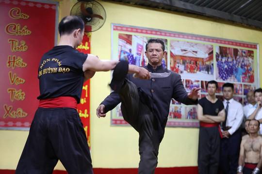 Nam Huỳnh Đạo từ chối tiếp chuẩn võ sư Flores - Ảnh 5.