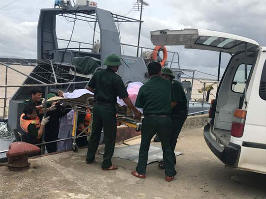 Chìm tàu 4.700 tấn: Tìm thấy 3 thi thể - Ảnh 3.