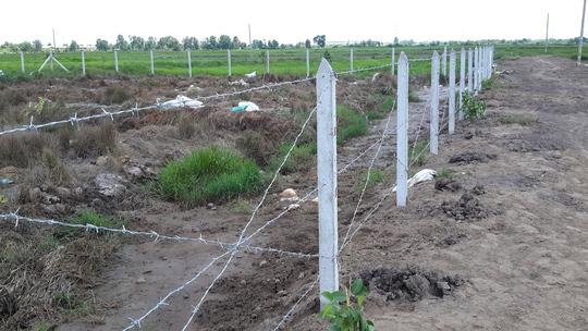 Đất tại Củ Chi đang được giới đầu tư săn ráo riết để đón đầu quy hoạch siêu dự án trên giấy của Tuần Châu