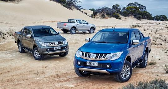 Cuộc chiến giảm giá: Mitsubishi đã giảm 214 triệu đồng - Ảnh 2.