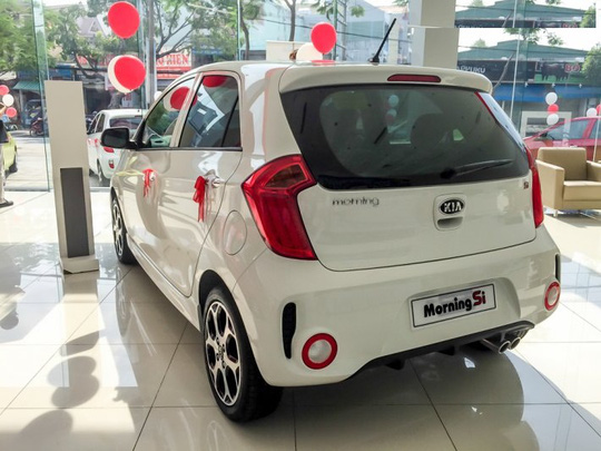 Soi nhược điểm của 2 chiếc xe cỡ nhỏ hot nhất thị trường Việt - Ảnh 4.