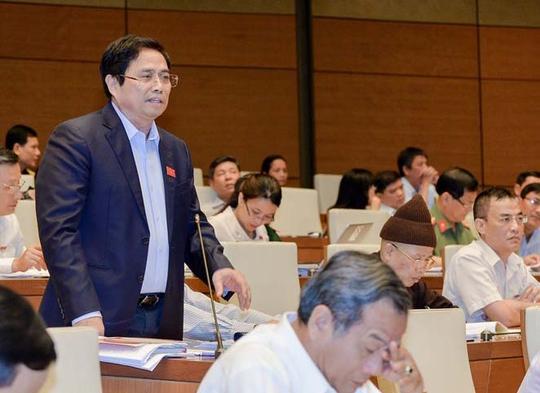 Làm sân bay Long Thành: Ông Phạm Minh Chính tha thiết đề nghị tiết kiệm chi - Ảnh 1.
