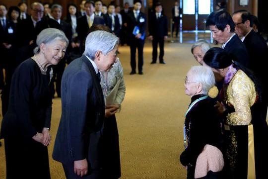 Trò chuyện cùng gia đình các cựu binh Nhật
