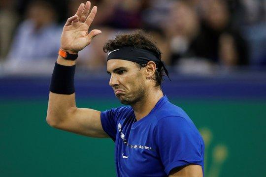 Federer khiến Nadal vỡ mộng vô địch Thượng Hải Masters - Ảnh 3.